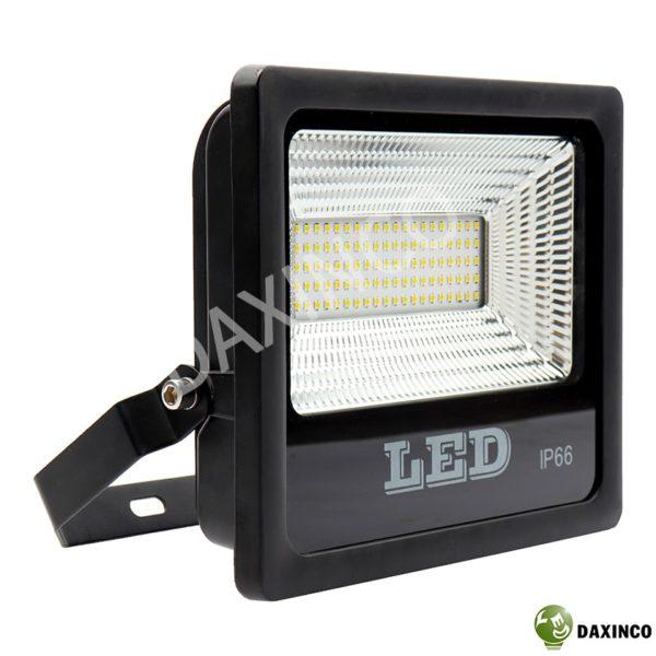 đèn pha led 100W SMD Daxinco kiểu chiến sỹ 1