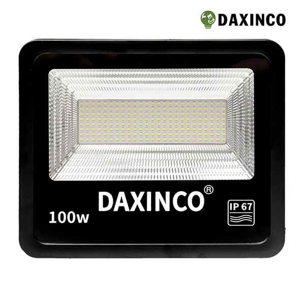 Đèn pha led 100W SMD chiến sỹ Daxinco100-18 -2