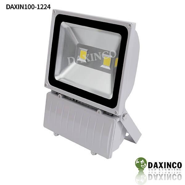 Đèn pha led 100W Daxinco 12v - 24v DC