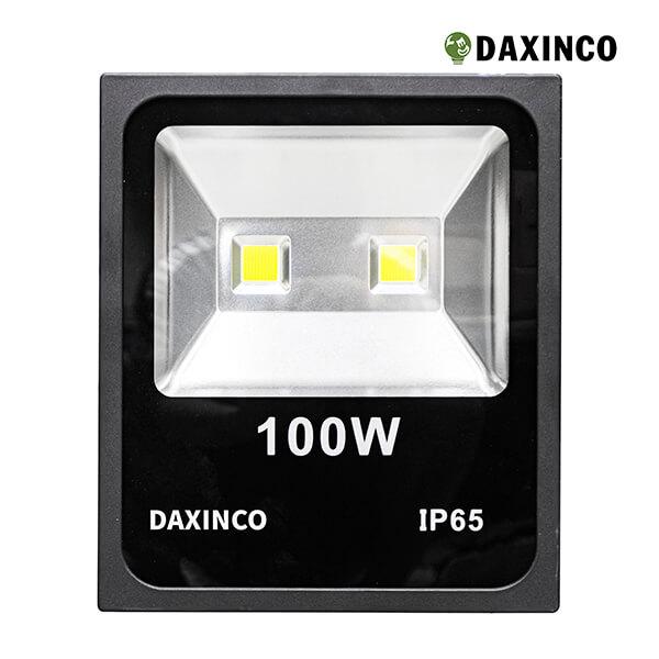đèn pha LED 100W 12-24vdc Daxinco-2