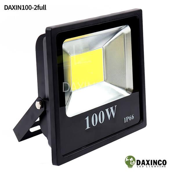 Đèn pha led 100W Daxinco kiểu Full COB Daxin100-2full 1