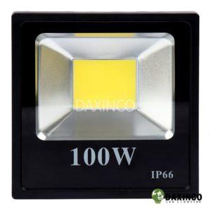 Đèn pha led 100W Daxinco kiểu Full COB Daxin100-2full 2