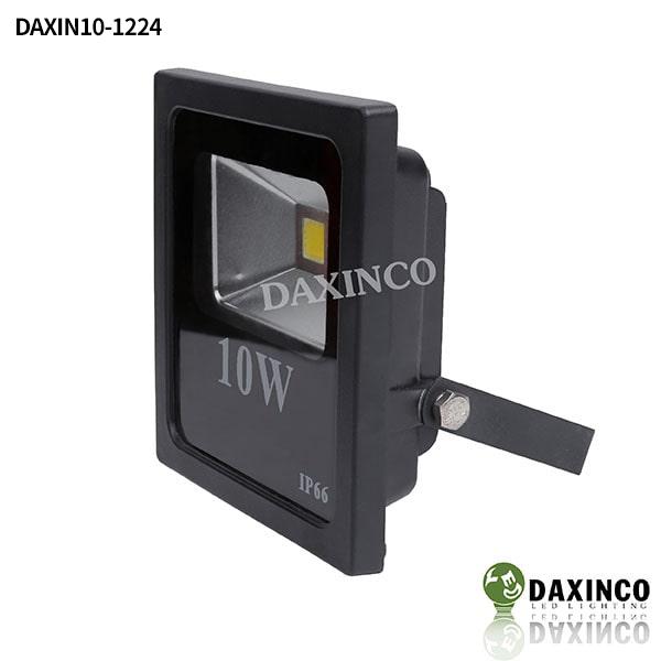 Đèn pha led 10W Daxinco 12v - 24v DC