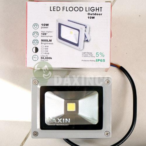 [Hình ảnh thật tế] đèn pha led 10w-1