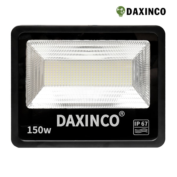 Đèn pha led 150W SMD chiến sỹ Daxinco150-18 -2