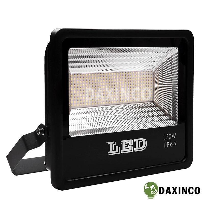 đèn pha led 150W SMD Daxinco kiểu chiến sỹ 2