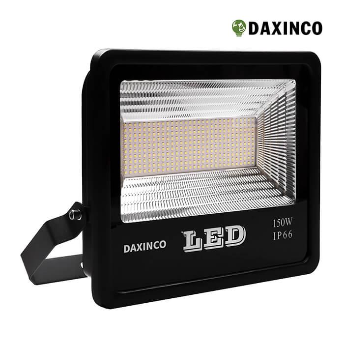Đèn pha led 150W chip SMD chiến sỹ Daxin150-18SMD
