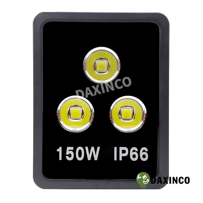 Đèn pha led 150W chiếu xa tụ quang Daxinco - 2