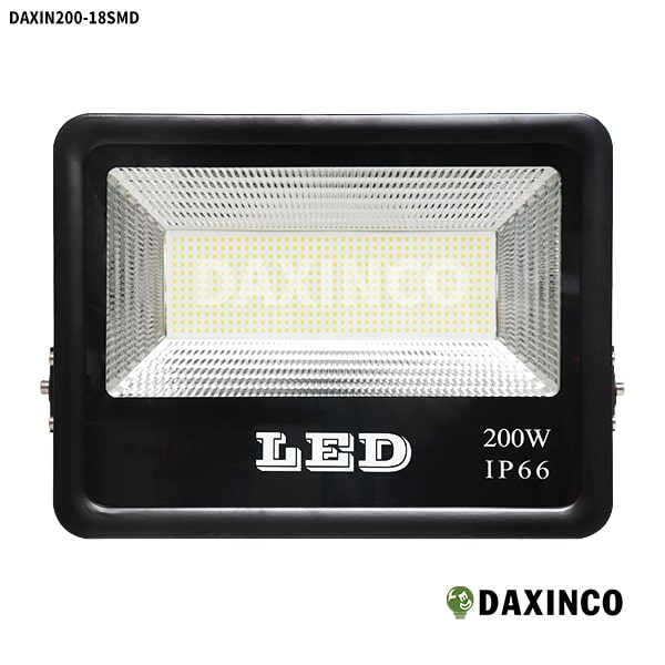 Đèn pha led 200W SMD chiến sỹ Daxinco200-18 -1