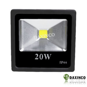 Đèn pha led 20W Daxinco 12v - 24v DC