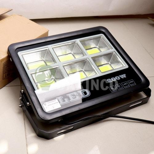 [Hình thật tế] Đèn pha led chip led COB 300W Daxinco_2