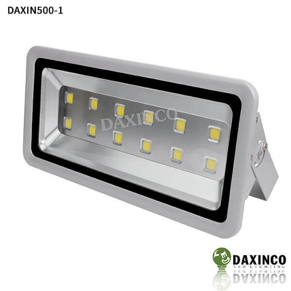 Đèn pha led 500W Daxinco kiểu thông dụng Daxin500-1