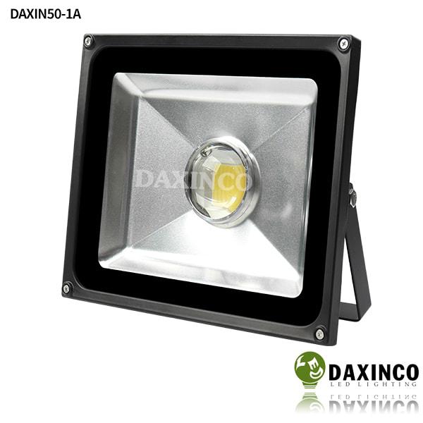 Đèn pha led 50W Lúp Daxinco -1