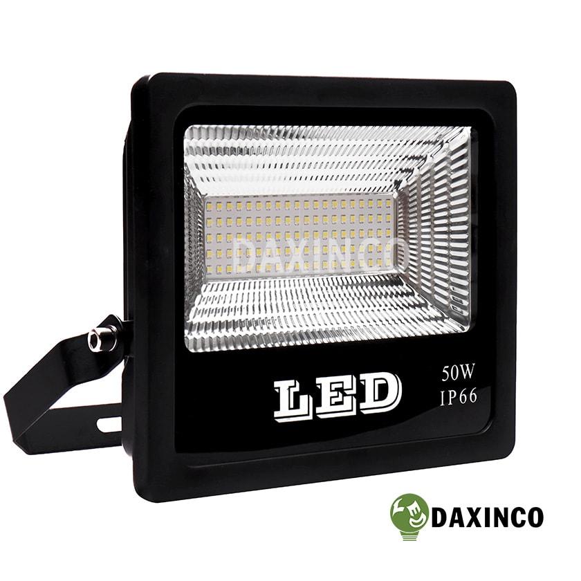 Đèn pha led 50W SMD chiến sỹ Daxinco50-18 -2
