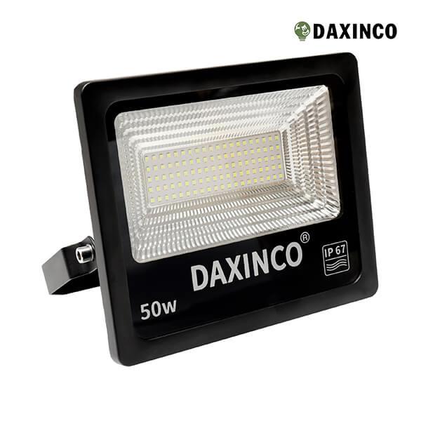 Đèn pha led 50W chip SMD chiến sỹ Daxin50-18SMD