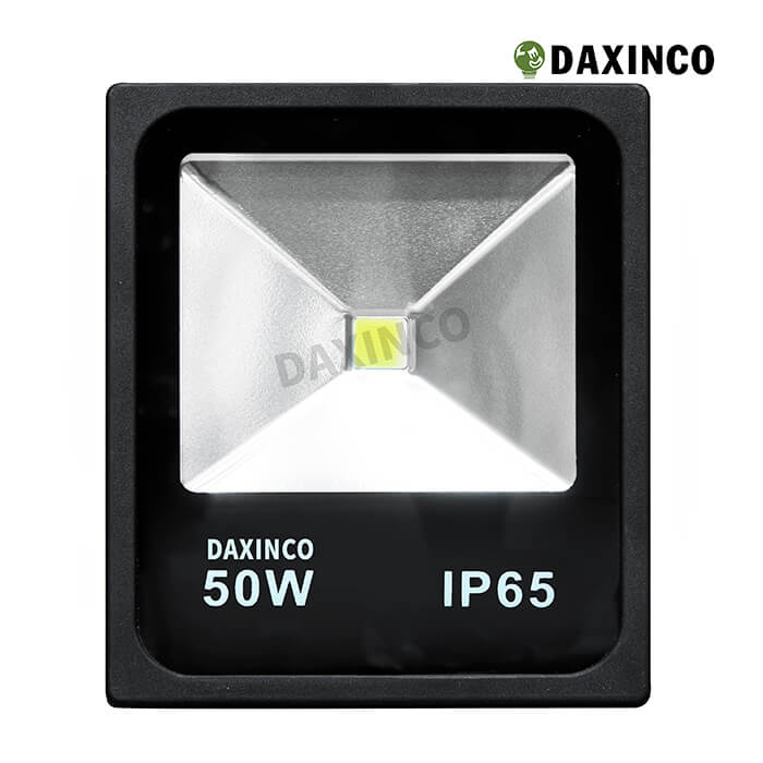 Đèn pha led 50W 12vdc dùng bình ắc quy-1