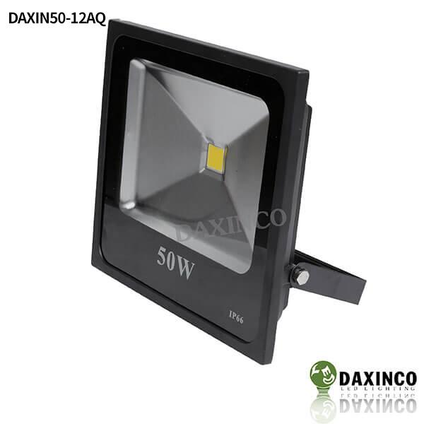 Đèn pha led 50W Daxinco 12v DC dùng bình ắc quy