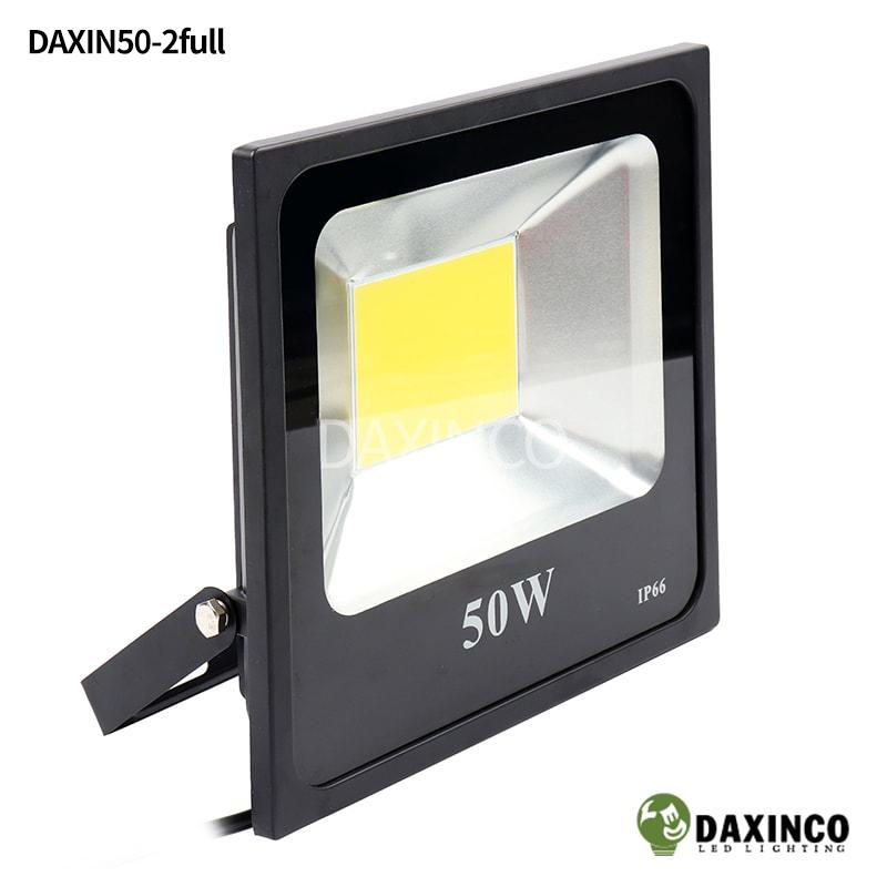 Đèn pha led 50W Daxinco kiểu Full COB Daxin50-2full 1
