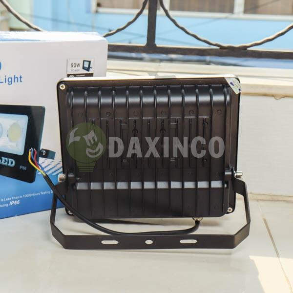 [Hình thật tế] Đèn pha led chip led SMD 50W Daxinco_3