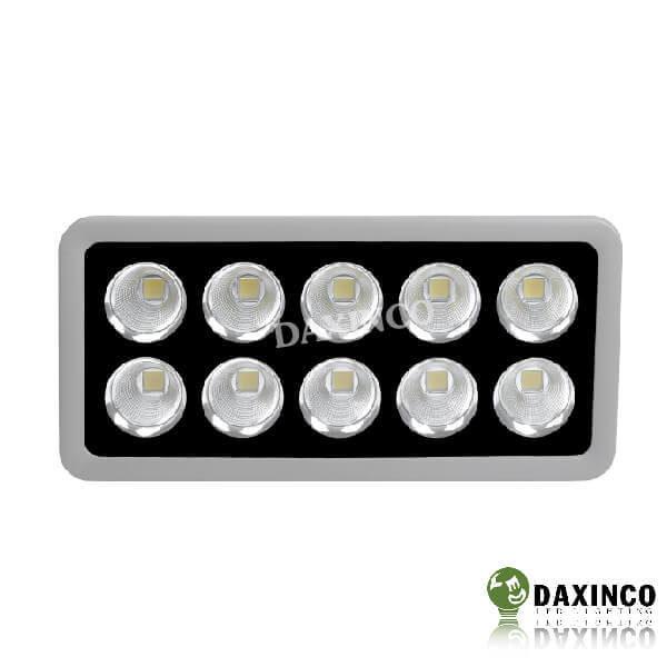 Đèn pha led 400W Daxinco chiếu xa