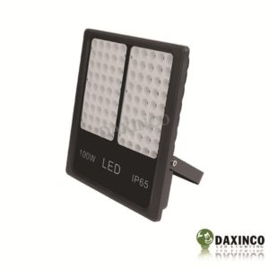 Đèn pha led 100W Daxinco hạt led nhỏ