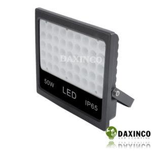 Đèn pha led 50W Daxinco hạt led nhỏ
