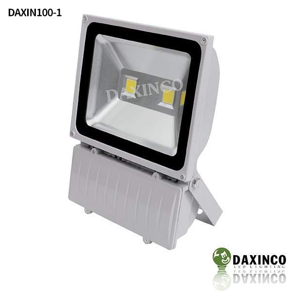 Đèn pha led 100W Daxinco thông dụng