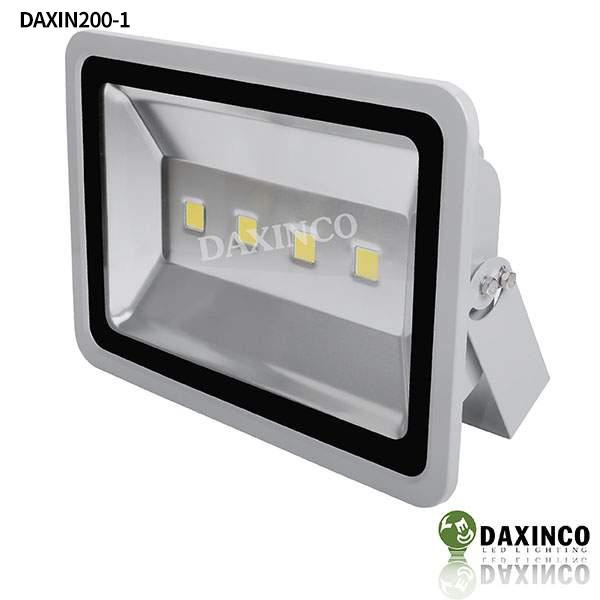 Đèn pha led 200W Daxinco thông dụng