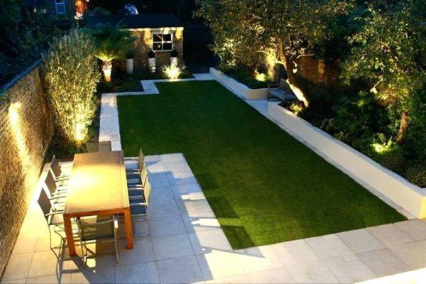 Những lưu ý khi lựa chọn đèn pha led sân vườn