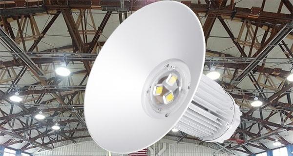 Những ưu điểm của đèn led dùng cho nhà xưởng