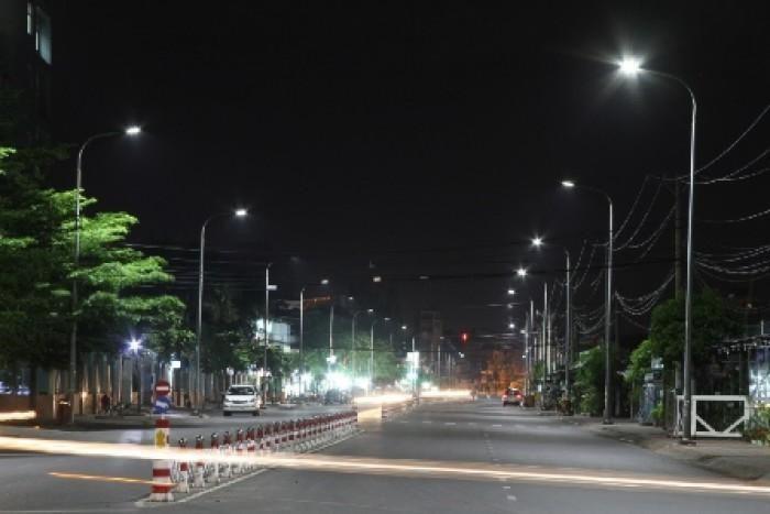 Ứng dụng đèn đường led Dimming 5 cấp công suất