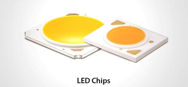 Chip led bộ phận quan trọng nhất của đèn led đường phố