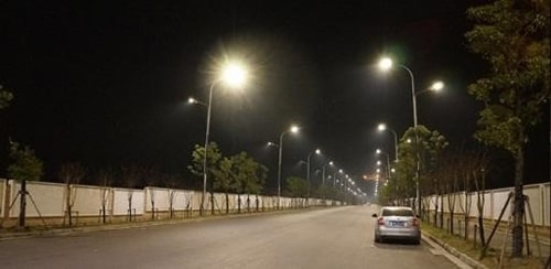 Đèn led đường phố có độ hoàn màu rất cao