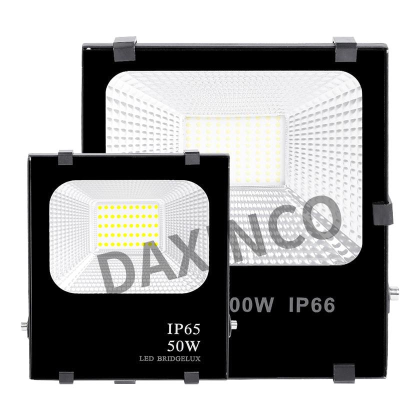 Đèn Pha LED hạt led vàng