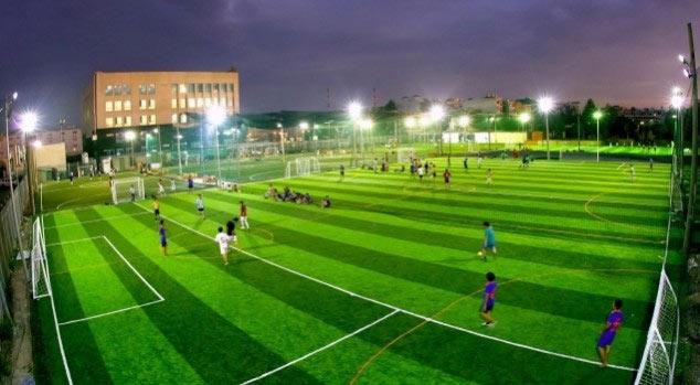 Sân bóng đá 11 người