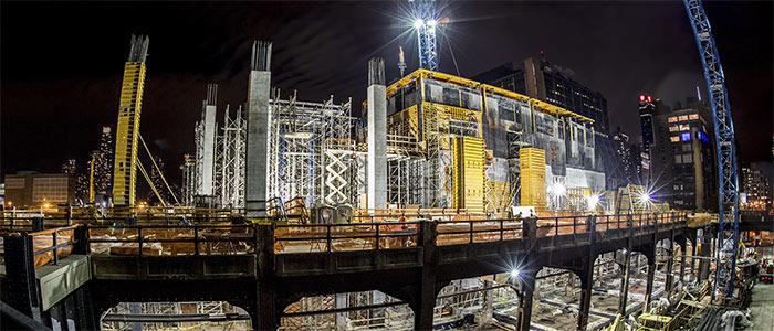 Tầm quan trọng khi sử dụng đèn pha led ở các công trình xây dựng