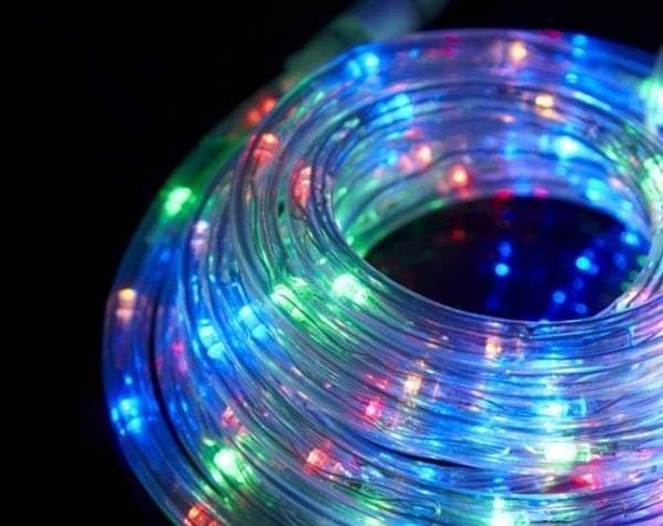 Dây đèn led dùng để trang trí
