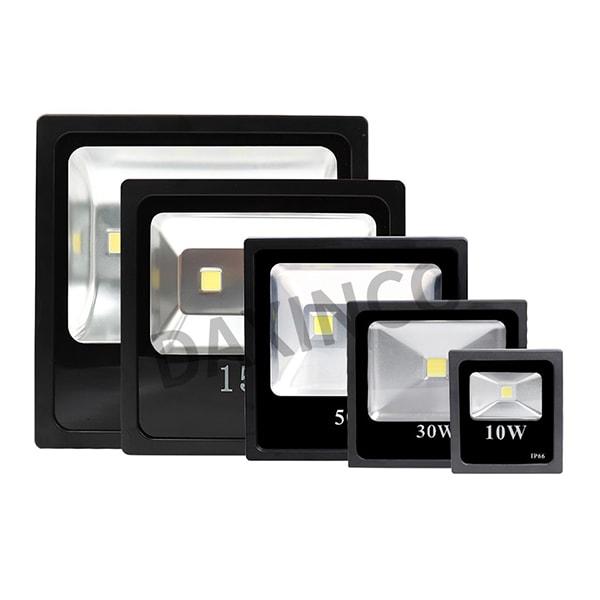 Đèn pha LED 12V DC bình ắc quy -12AQ