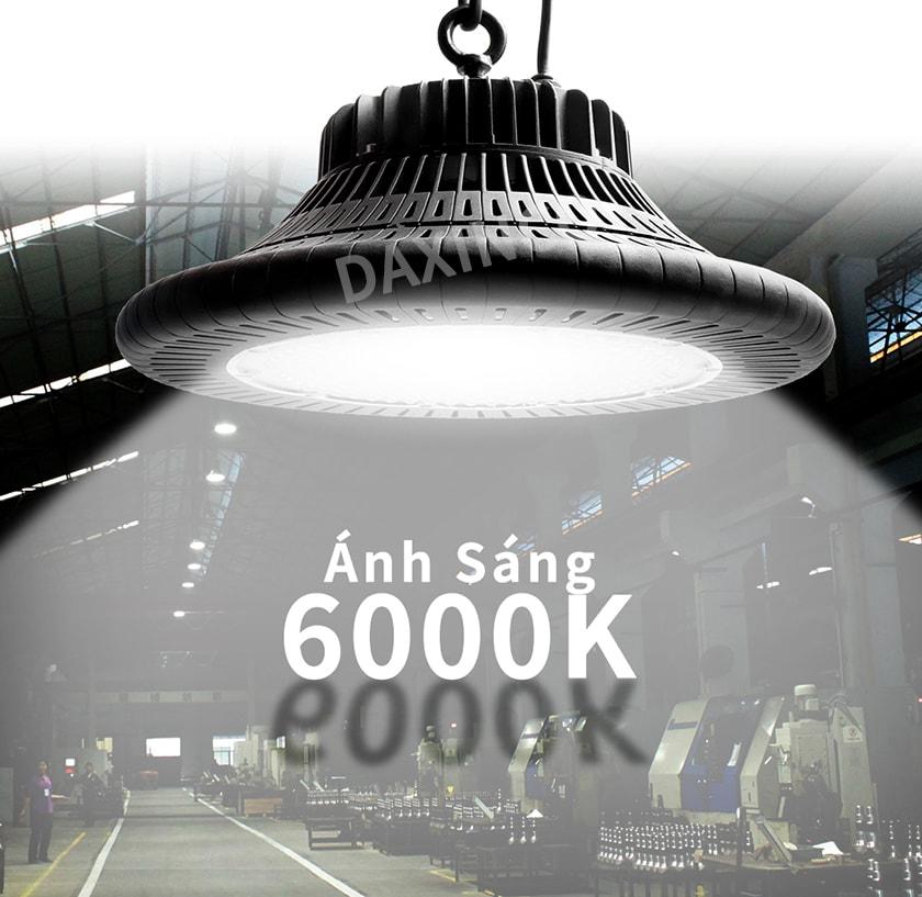đèn led highbay 150W Ánh sáng trắng