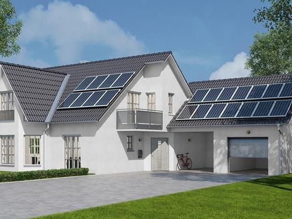 Hệ thống năng lượng mặt trời chính giúp tận dụng nguồn năng lượng sẵn có