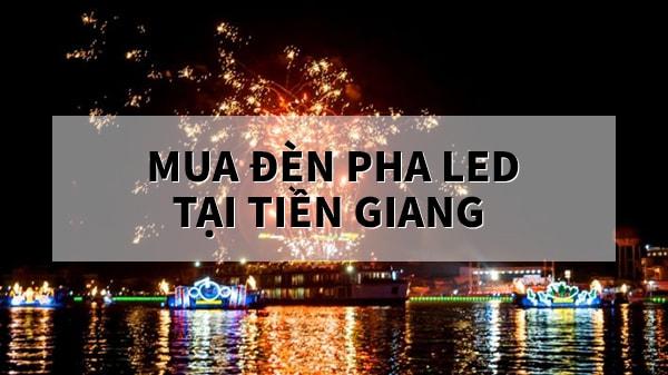 Vì sao đèn pha LED Daxinco tại Tiền Giang lại được nhiều người lựa chọn như vậy?