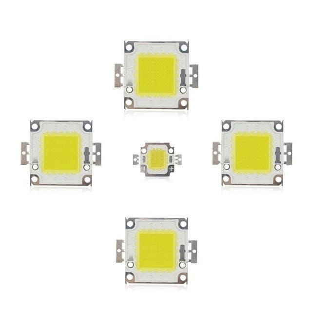 Tìm hiểu rõ xuất xứ của chip khi chọn mua chip led 50W
