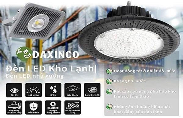 Đèn led nhà xưởng hoàn toàn phù hợp với mọi điều kiện sản xuất công nghiệp