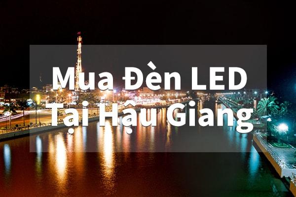 Tìm mua đèn pha led tại Hậu Giang