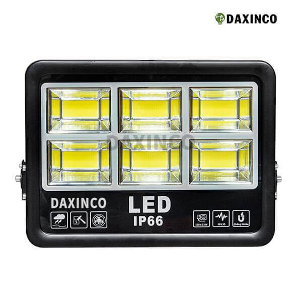 Đèn pha led 200W chip COB Daxinco