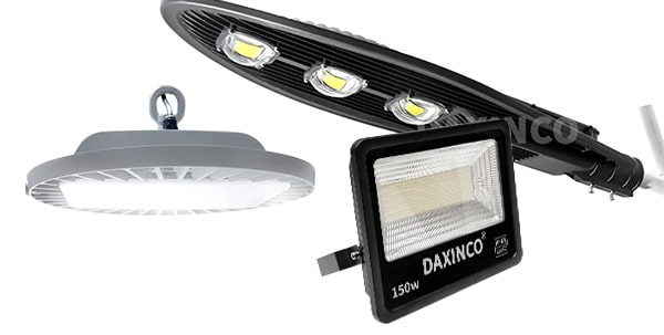 Đèn LED có đa dạng kiểu dáng đèn