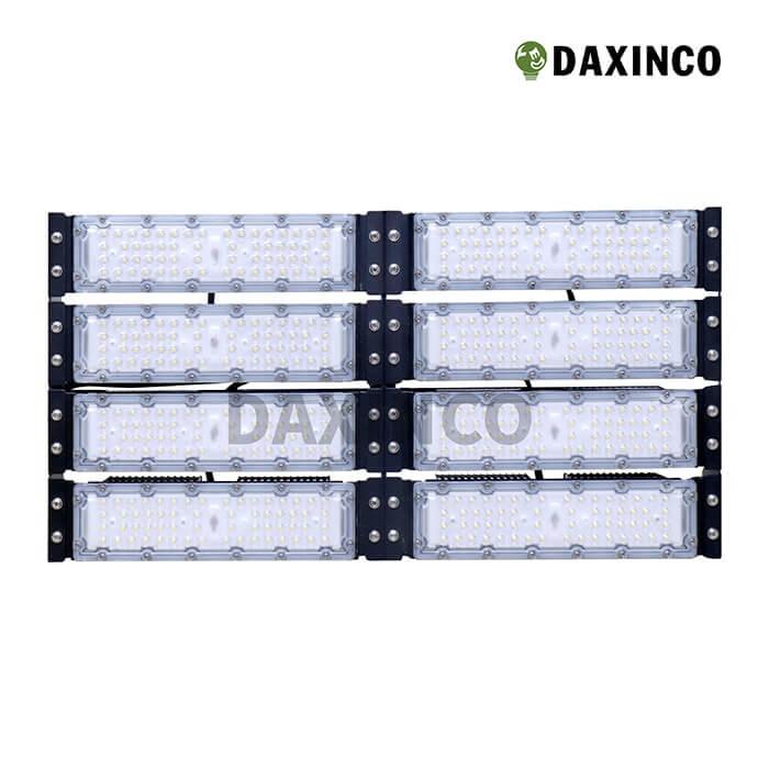 Đèn pha led module 400w-Daxinco