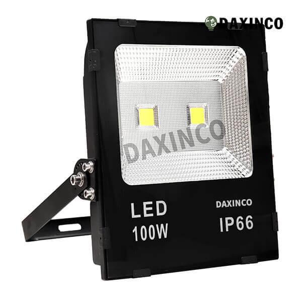 Đèn pha led 100W ip66-24-1