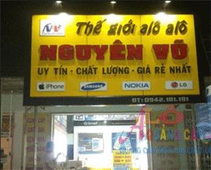 shop điện thoại đẹp
