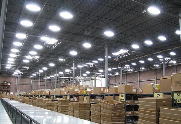 Sử dụng đèn led trong công nghiệp